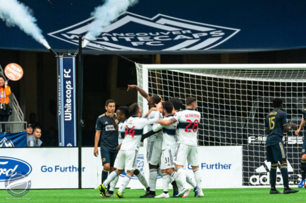 Vancouver Whitecaps v Philadelphia Union – The Story In Pictures
