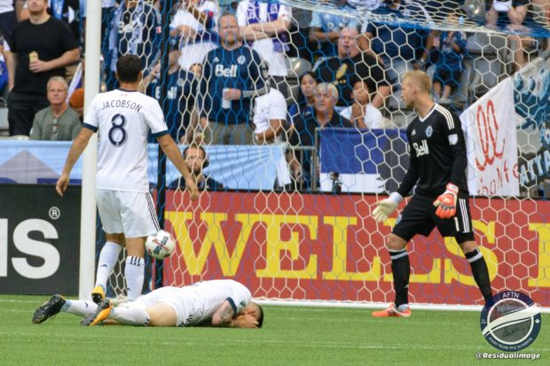 Vancouver Whitecaps v Portland Timbers – The Very Disappointing Story In Pictures