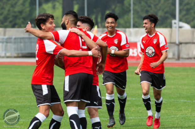 Vancouver TSS Rovers survive early onslaught to see off Lane United in season opener (report, video, and photo gallery)
