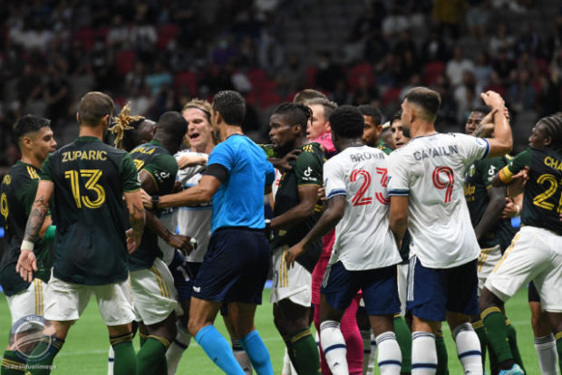 Vancouver Whitecaps vs Portland Timbers – The Cascadia Cup Clash in Pictures