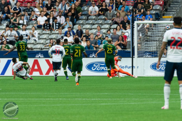 Report and Reaction: Whitecaps to the max as fired up Fredy helps 'Caps chop down Timbers