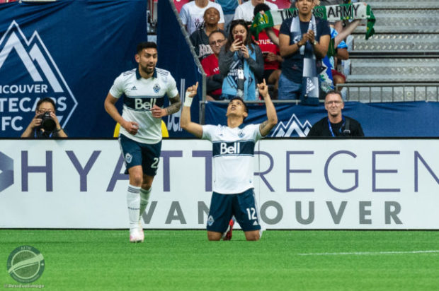 Vancouver Whitecaps v Portland Timbers – The Cascadia Derby Winning Story In Pictures