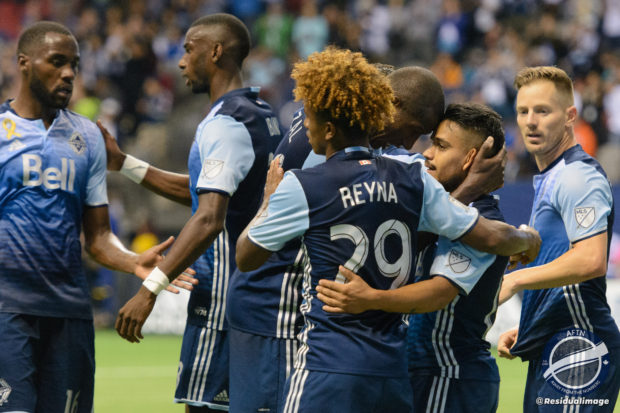 Report and Reaction: Three is the magic number for Whitecaps as climb up the table continues with win over RSL
