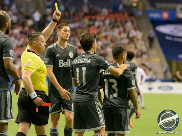 Vancouver Whitecaps v Real Salt Lake – The Story In Pictures