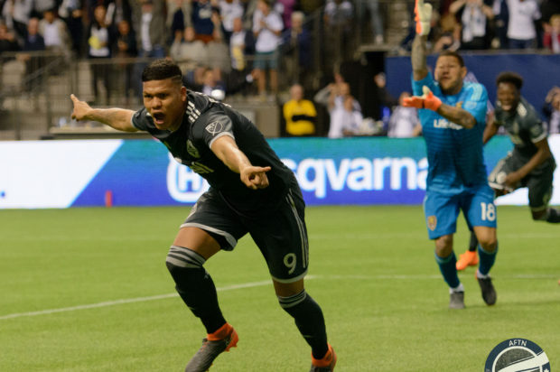 Report and Reaction: Late game goals help ten-man Whitecaps scrape past RSL