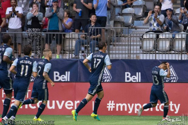Report and Reaction: Bug exterminates all Real hope as Vancouver Whitecaps get back to winning ways