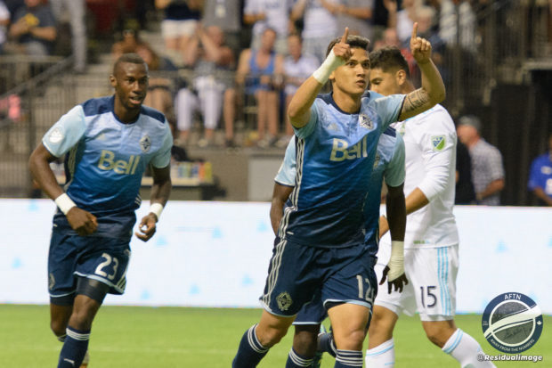 Report and Reaction: Fredy gives Sounders more nightmares as ten-man Whitecaps storm back for a point