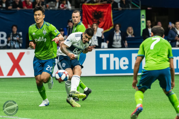 Report and Reaction: Point blank – Whitecaps finally off and running after Cascadia Cup stalemate against Sounders