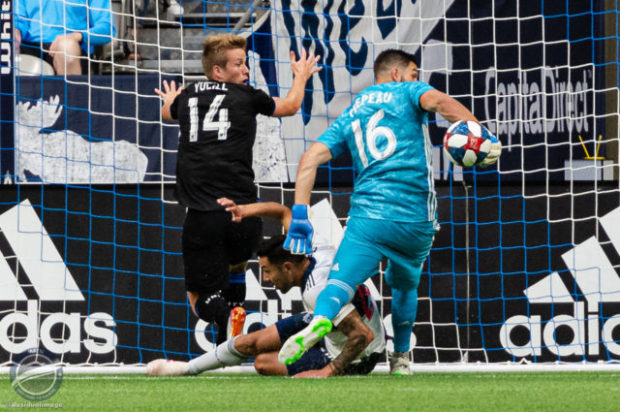 Report and Reaction: Earthquakes show up Vancouver's seismic faults as Whitecaps fall to another home defeat