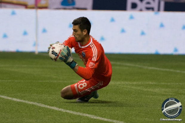 Around The League: Quakes' Andrew Tarbell looking to break Whitecaps hearts one more time