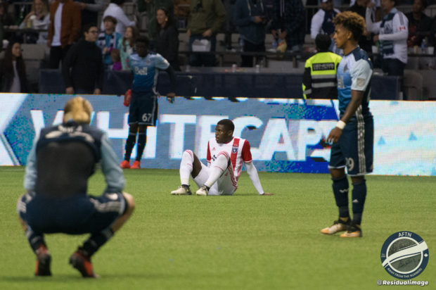 Vancouver Whitecaps v San Jose Earthquakes – The Disappointing Story In Pictures