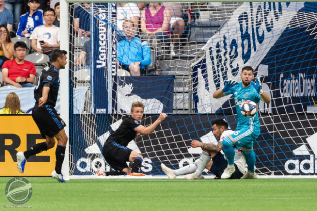 Vancouver Whitecaps v San Jose Earthquakes – The Continuing Losing Streak In Pictures