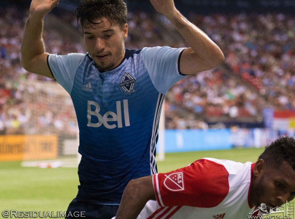 Nicolas Mezquida Vancouver Whitecaps 2016