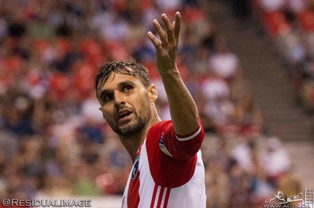 """Around The League: Chris Wondolowski unsure about his future after """"mentally and physically"""" draining season chasing down MLS scoring record"""