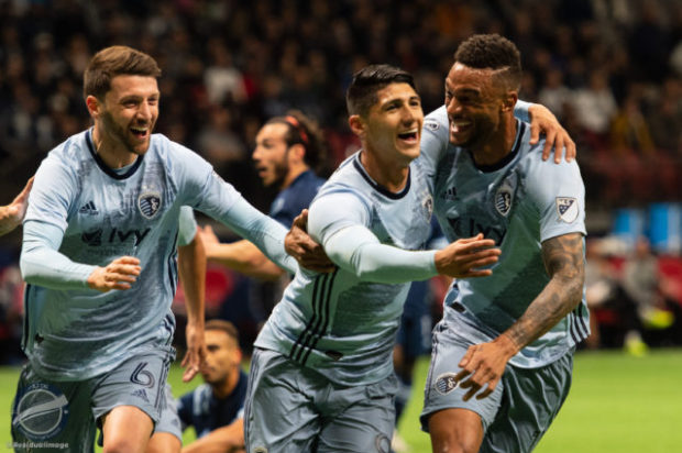 Report and Reaction: It's a Kinda magic for Sporting KC as they claim season opening win in Vancouver