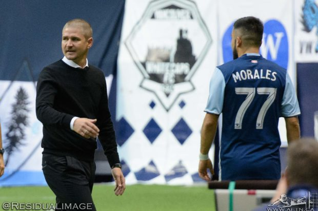 Report and Reaction: Red mist but no red line as Whitecaps see MLS playoffs hopes officially ended