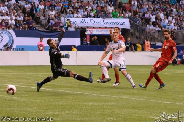 Vancouver Whitecaps v Toronto FC – A Voyageurs Cup Story In Pictures
