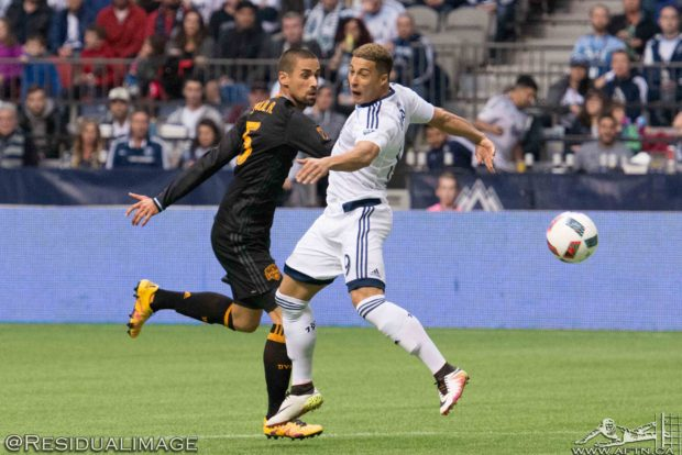 Report and Reaction: Vancouver Whitecaps both ride and rue their luck as they claim first ever point in Texas in the hot Houston heat