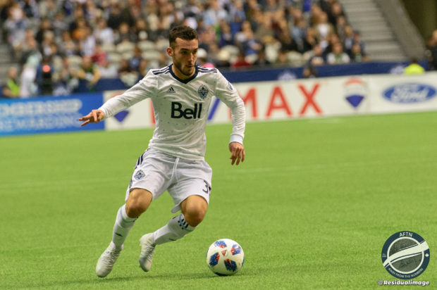Where will Russell Teibert fit in with the 2019 Whitecaps?