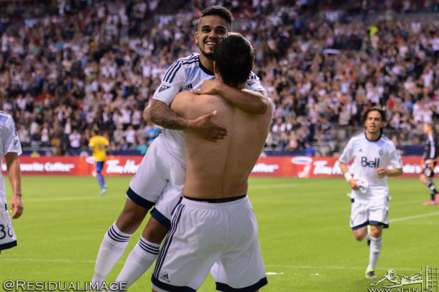 Vancouver Whitecaps v Colorado Rapids – The Story In Pictures