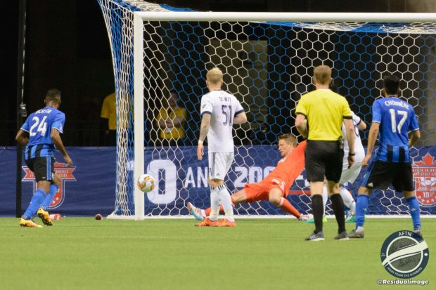 Vancouver Whitecaps v Montreal Impact – A Canadian Championship Semi-Final Story In Pictures