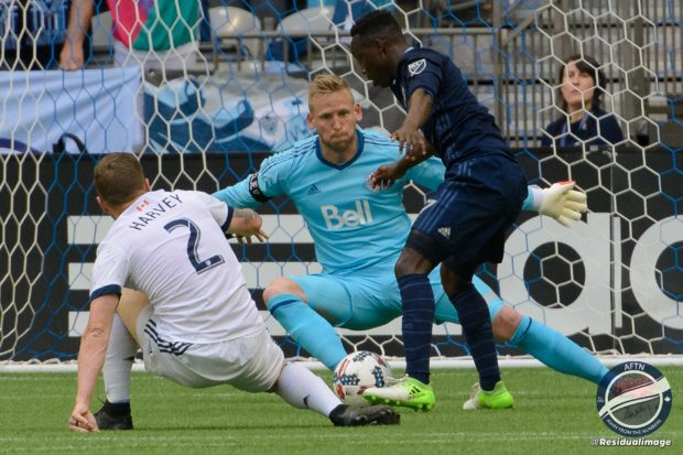 End of an era as Whitecaps get set to remove defensive staples