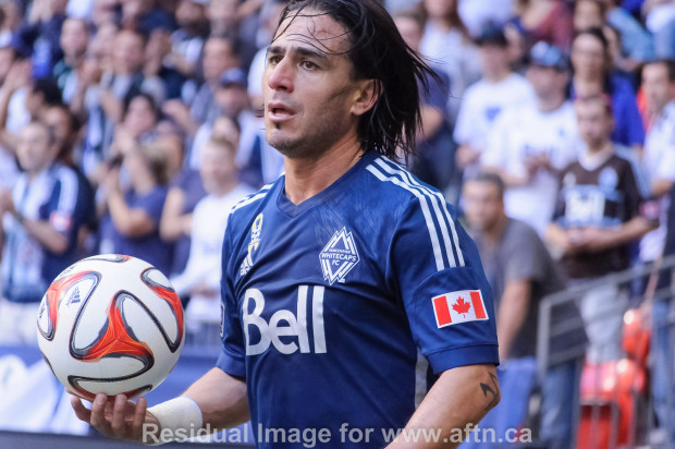 """Mauro Rosales: Many happy Seattle memories but """"ambitions are high"""" with Vancouver Whitecaps"""