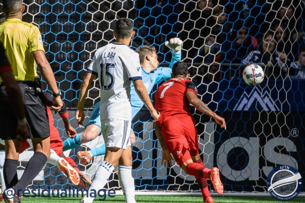 Vancouver Whitecaps v Toronto FC – The Disappointing Story In Pictures