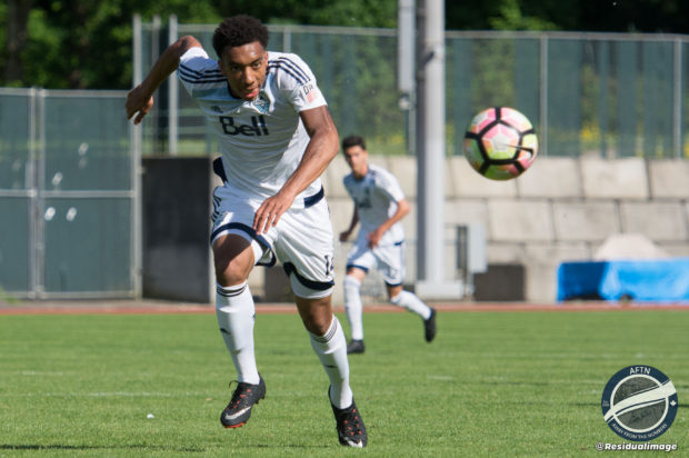 Residency Week 2017: Whitecaps U16s and U18s both get off to winning starts in playoffs