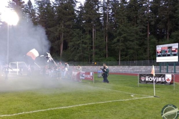 After chopping down Timbers with five star performance, table topping Vancouver TSS Rovers have firm focus on dethroning defending league champions Calgary
