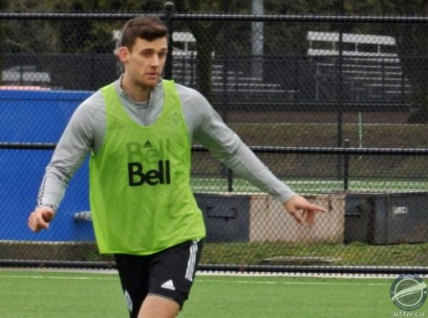"""Amer Didic credits FC Edmonton in helping him """"sharpen tools"""" as he looks to make a move back to MLS with Vancouver Whitecaps"""