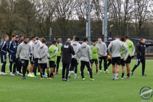 "Quality group of trialists have ""a real opportunity"" to earn a roster spot as tough Whitecaps preseason training camp gets underway"