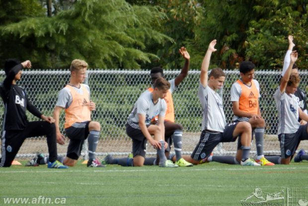 "Vancouver Whitecaps U16s remodelled roster brings ""a lot of questions, but a lot of excitement"""