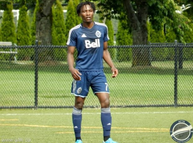"Georges Mukumbilwa overcomes ""really tough"" start in Vancouver to become the latest Whitecaps MLS Homegrown signing"