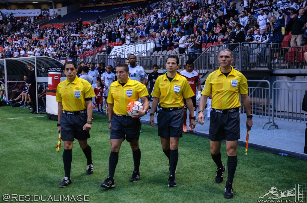 Vancouver Whitecaps v CD Olimpia - The Story In Pictures (10)