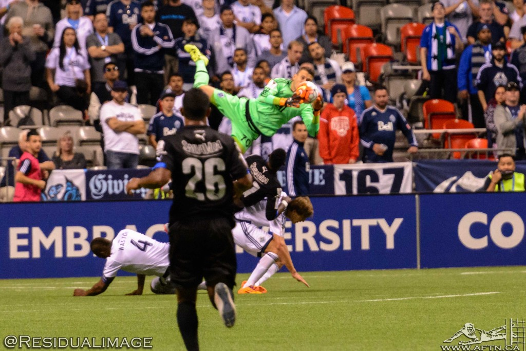 Vancouver Whitecaps v CD Olimpia - The Story In Pictures (111)
