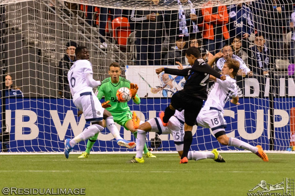 Vancouver Whitecaps v CD Olimpia - The Story In Pictures (132)