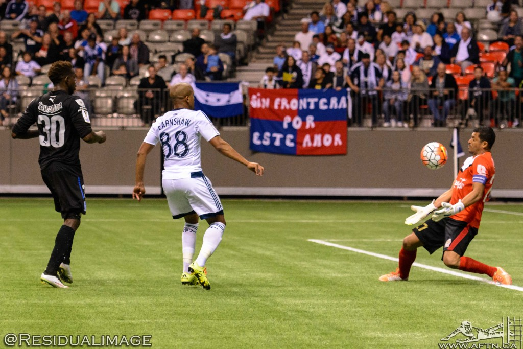 Vancouver Whitecaps v CD Olimpia - The Story In Pictures (146)