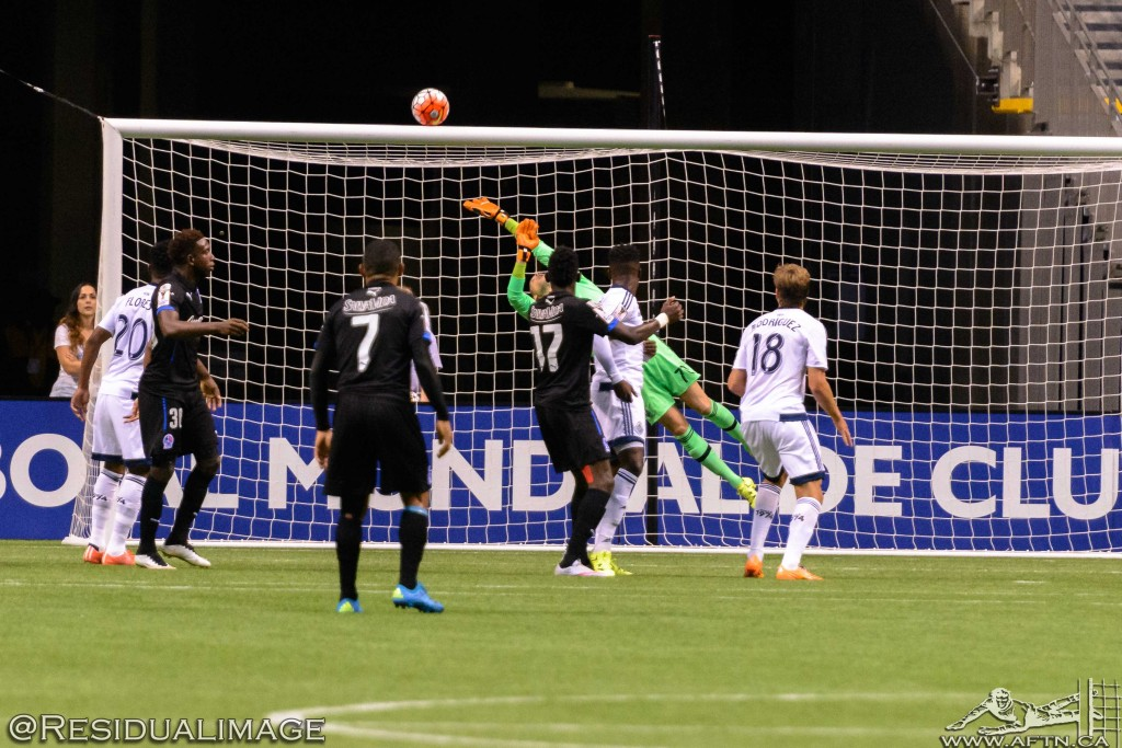 Vancouver Whitecaps v CD Olimpia - The Story In Pictures (33)