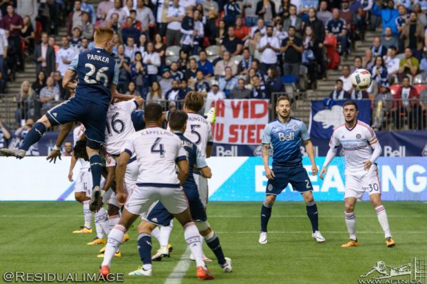 Match Preview: Chicago Fire v Vancouver Whitecaps – 'Caps face Hot Hot Heat in Canada Day clash