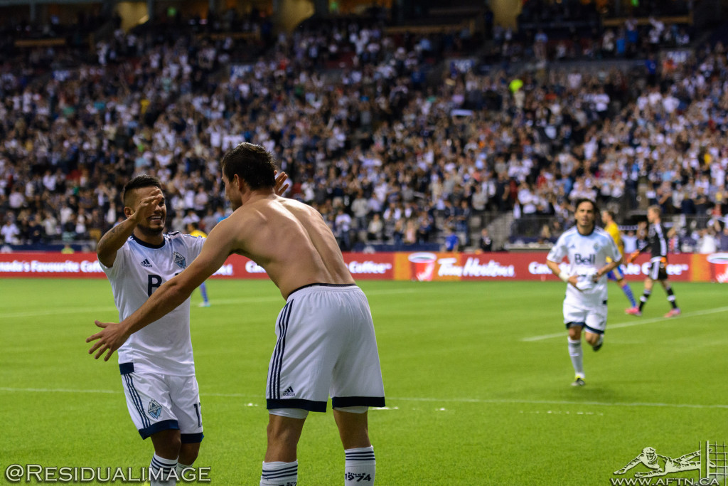 Vancouver Whitecaps v Colorado Rapids - The Story In Pictures (109)