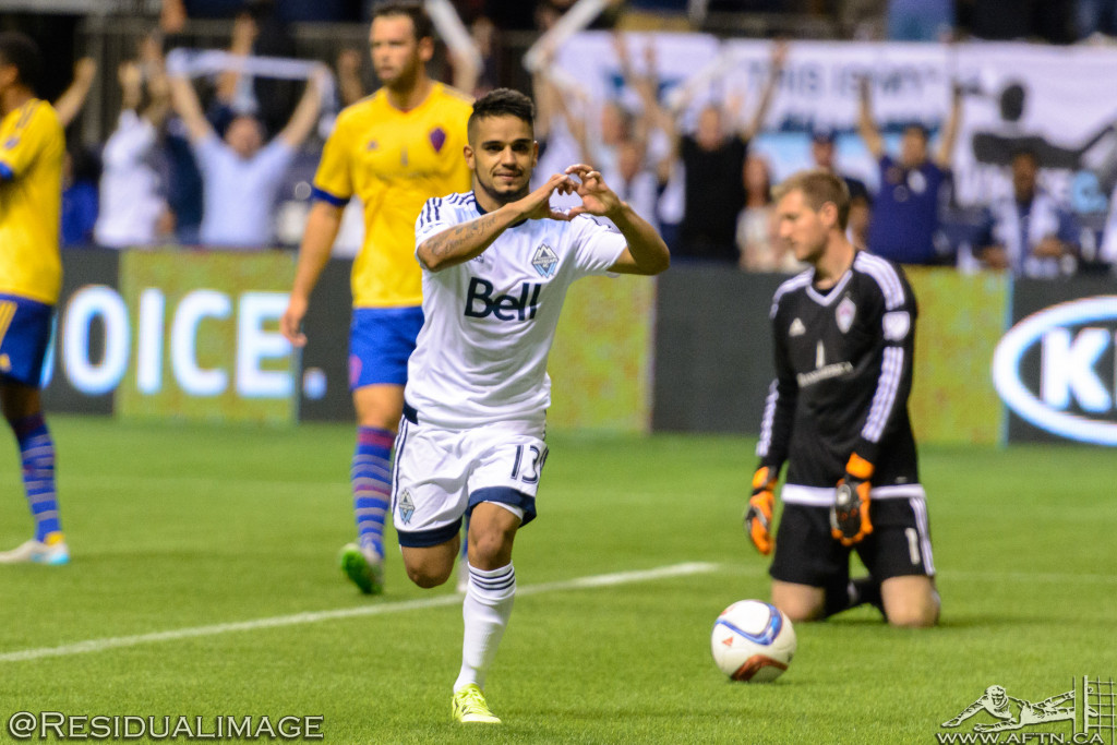 Vancouver Whitecaps v Colorado Rapids - The Story In Pictures (119)