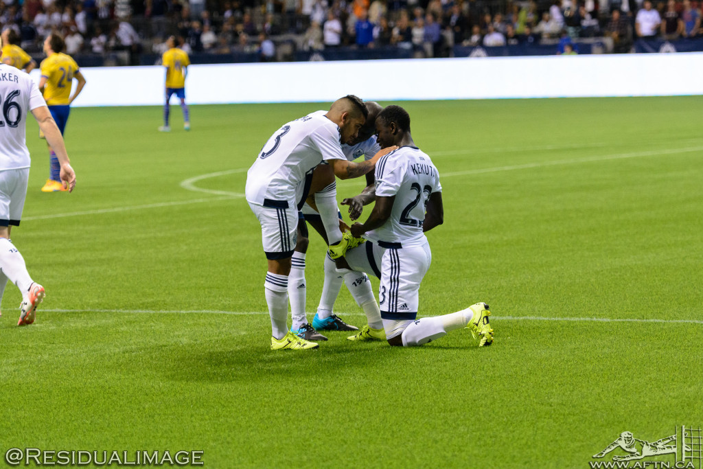 Vancouver Whitecaps v Colorado Rapids - The Story In Pictures (126)