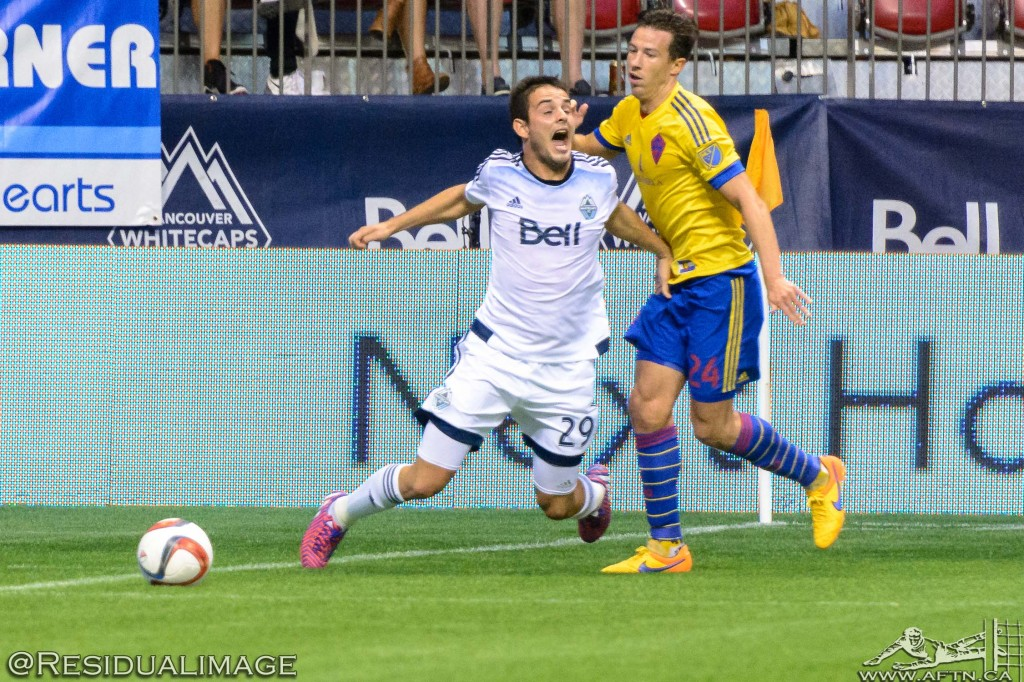 Vancouver Whitecaps v Colorado Rapids - The Story In Pictures (55)