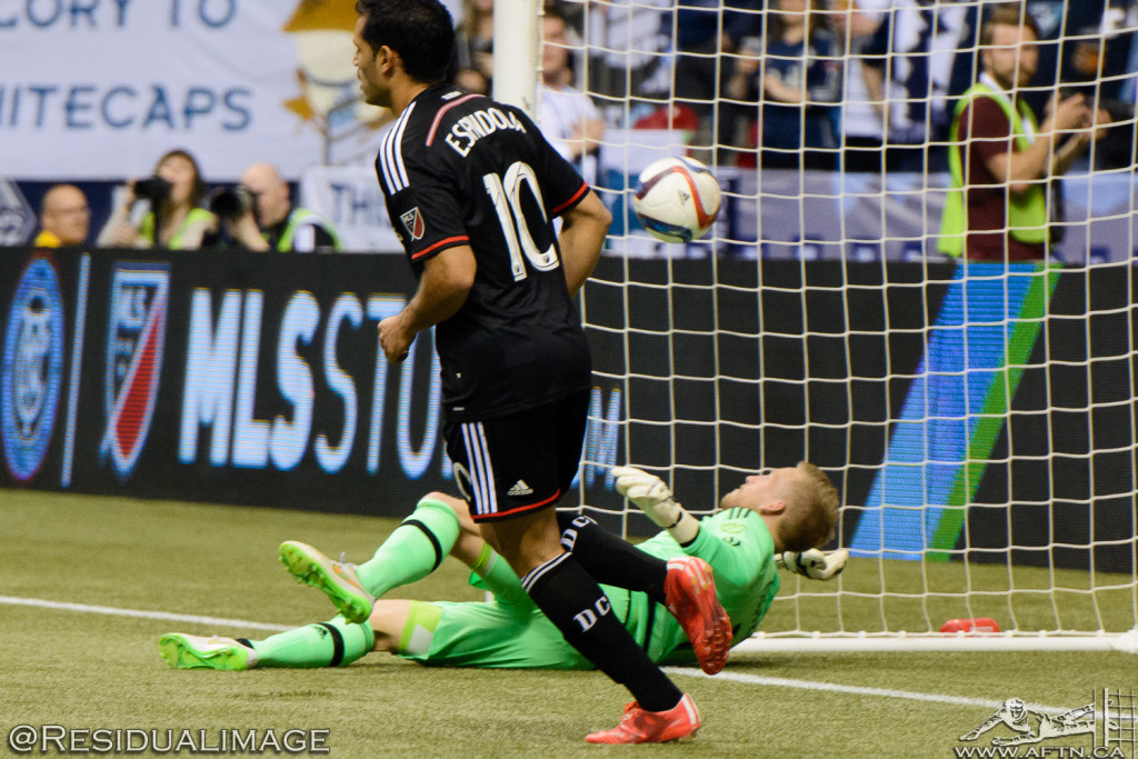 Vancouver Whitecaps v DC United - The Story In Pictures (51)