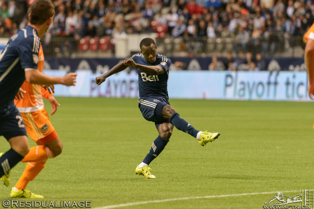Vancouver Whitecaps v Houston Dynamo - The Story In Pictures (105)
