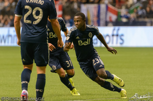 Vancouver Whitecaps v Houston Dynamo – The First Round Bye Clinching Story In Pictures