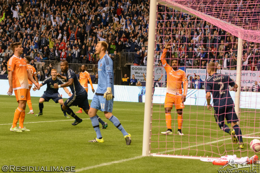 Vancouver Whitecaps v Houston Dynamo - The Story In Pictures (119)