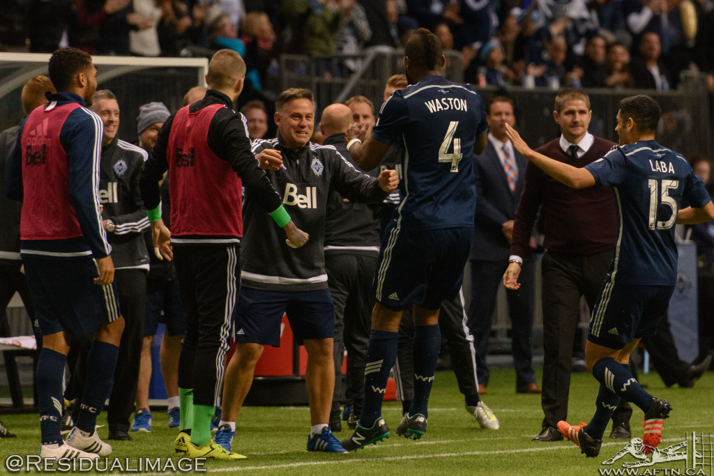 Vancouver Whitecaps v Houston Dynamo - The Story In Pictures (125)
