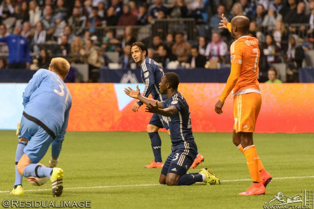 Vancouver Whitecaps v Houston Dynamo - The Story In Pictures (133)